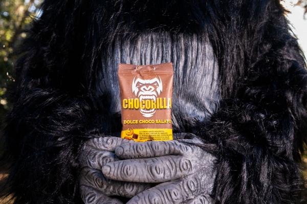 Shooting Chocorilla Snack