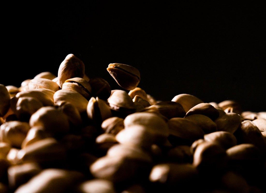 Arrivati nell'azienda i pistacchi iniziano la lavorazione – Pozzuelo de Caratrava