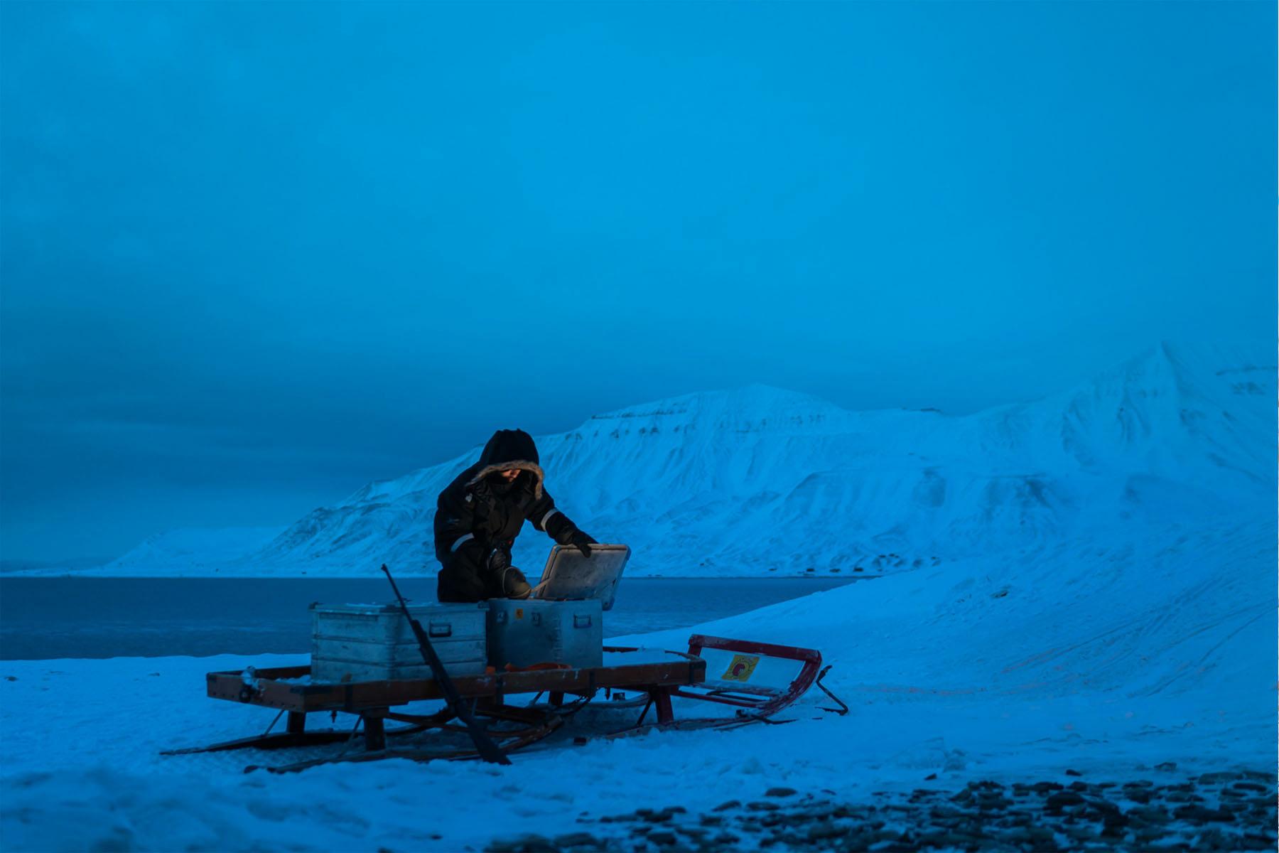 No Mans Land Svalbard / Volume Quattro | Arctic Visions